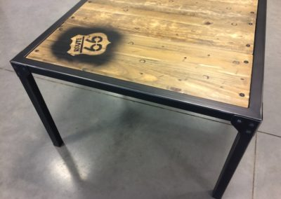 Table basse Indus US 2